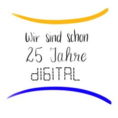 25 Jahre digital